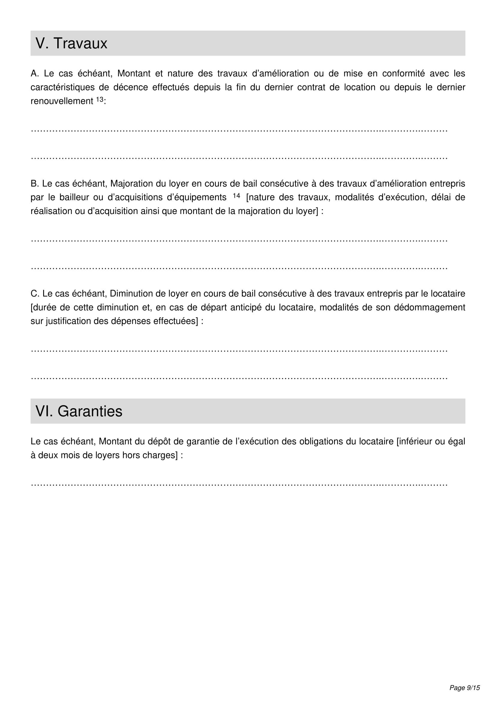 location meuble page 10 contrat de location meuble page 11 contrat de location meuble page 12 contrat de location meuble page 13 contrat de location